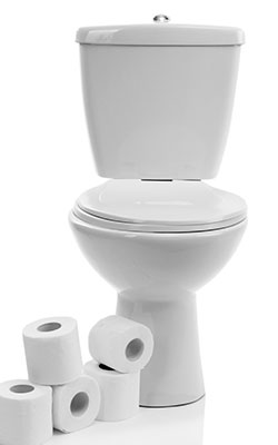 Toilet Installation and Repair by Hanson's Plumbing & Heating