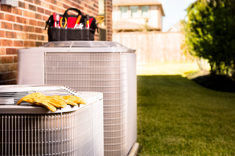 Energy Efficient Air Conditioning Hanson's Plumbing & Heating