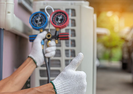 What does an HVAC technician do?